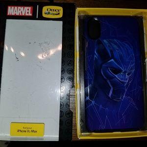 Black PatherI Phone Xs Max phone case